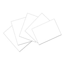 Index Cards, 4″ x 6″, White, Unruled