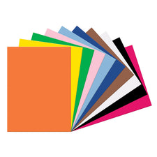 "Tru-Ray® Sulphite Construction Paper, 9"" x 12"" Assorted Colors"