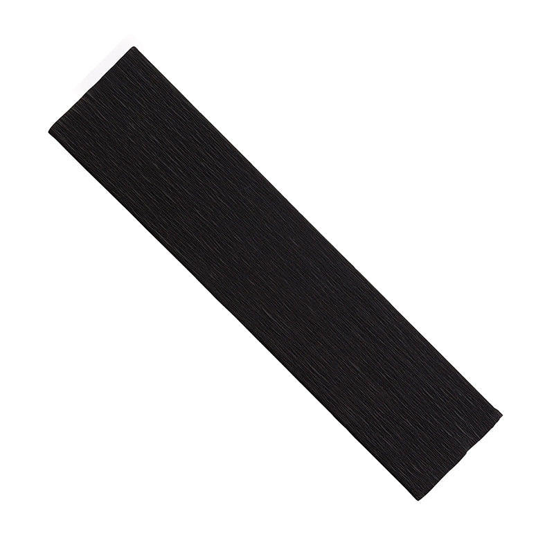 "Creativity Street® Black Crepe Paper, 20"" x 7.5'"