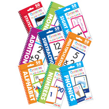 Flashcard Bundle, Set of 9