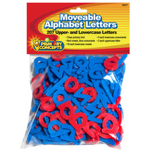 Moveable Alphabet Set