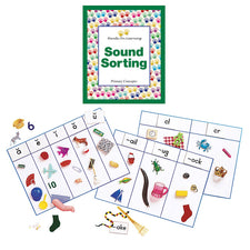 Sound Sorting Objects: Word Families