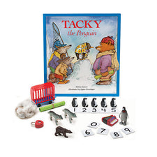 Tacky the Penguin 3-D Storybook