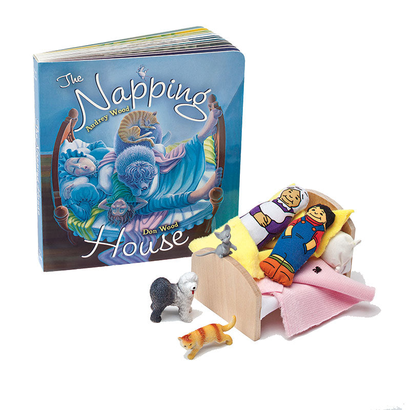 The Napping House 3-D Storybook