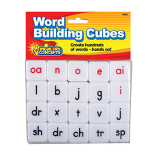 Word Building Cubes (20)