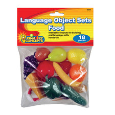 Language Object Sets, Food