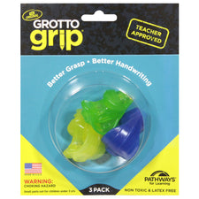 Grotto Grip, 3 Pack (Blister)