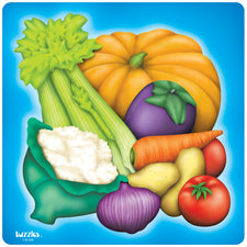 Vegetables Tray Puzzle