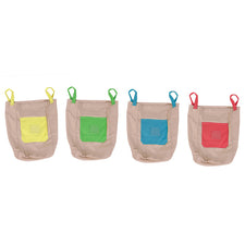 Cotton Convas Jumping Sacks - 4 Pack