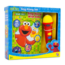 Book Box And Module Elmo Microphone