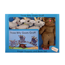 Traditional Story Sets: Three Billy Goats Gruff