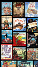 """Talk Like A Pirate Day"" Books for Kids"