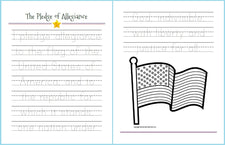3 Simple Tracing Worksheets for Presidents' Day