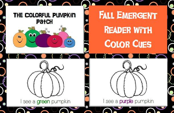 The Colorful Pumpkin Patch
