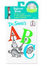 Carry Along Book & CD Dr. Seuss ABC