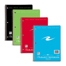 1-Subject Spiral Notebook, 70 Pages
