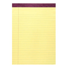 Standard Legal Pad, Canary