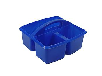 Romanoff Small Utility Caddy Blue