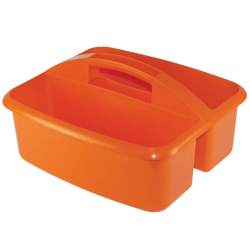 Large Utility Caddy Orange
