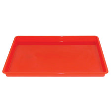 Creativitray® Fingerpaint Tray, Red
