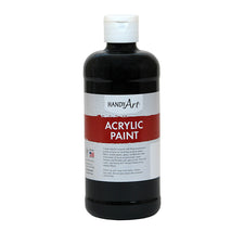 Handy Art® Student Acrylic Paint, 16 Oz Mars Black