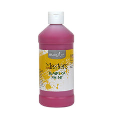 Little Masters Magenta 16 Oz Tempera Paint