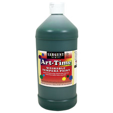 Sargent Art ® Washable Tempera Paint, 32 Oz. Green