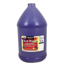 Sargent Art ® Washable Tempera Paint, 1 Gallon Violet