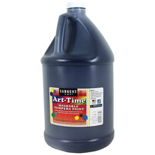 Sargent Art ® Washable Tempera Paint, 1 Gallon Black