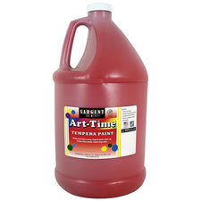 Sargent Art ® Tempera Paint, 1 Gallon Red