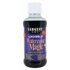 Sargent Art® Washable Watercolor Magic, 8 Oz Black