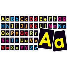 Big Letters A-Z Bulletin Board Set
