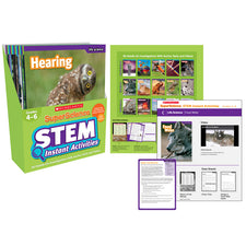 SuperScience STEM Instant Activities: Grades 4-6