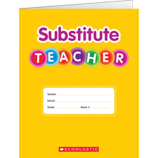 Substitute Teacher Supreme Folder