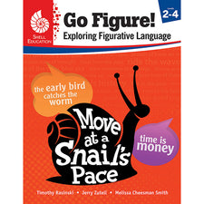 Go Figure! Exploring Figurative Language, Levels 2-4