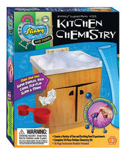 Poof-Slinky Kitchen Chemistry Mini Lab