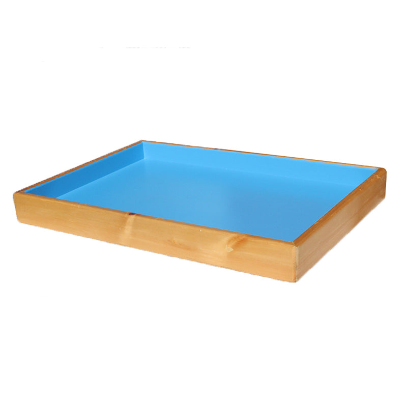 Pine Sand Therapy Tray, Ocean Blue