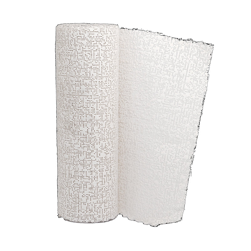 "Rappit Plaster Cloth, Medical Grade - 8"" x 15' Roll"