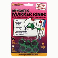 Magnetic Marker Rings For Larger Diameter Markers
