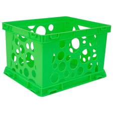 Mini Crate, Green