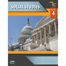 Core Skills: Social Studies Workbook, Grade 4