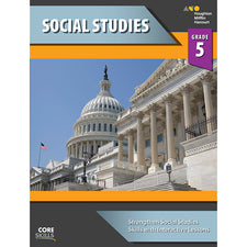 Core Skills: Social Studies Workbook, Grade 5