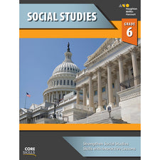 Core Skills: Social Studies Workbook, Grade 6