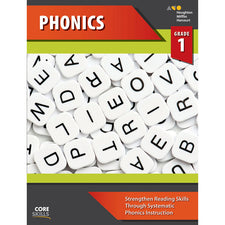 Core Skills: Phonics Workbook, Grade 1