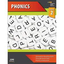 Core Skills: Phonics Workbook, Grade 2