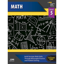Core Skills: Mathematics Workbook, Grade 5