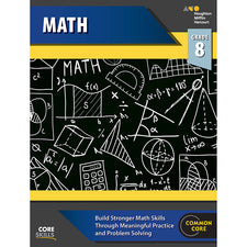 Core Skills: Mathematics Workbook, Grade 8