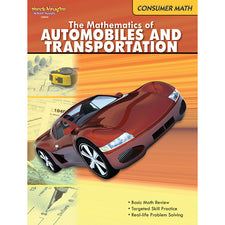 The Mathematics Of Automobiles And Transportation Gr 6 & Up