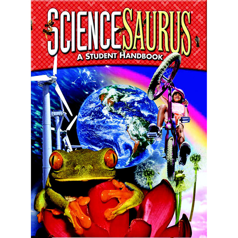 ScienceSaurus (Red Softcover), Grades 2-3