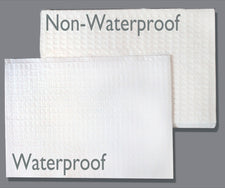 Sanitary Disposable Changing Station Liners, Non-Waterproof